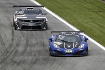 ADAC GT MASTERS 2012, 5. Rennen Red Bull Ring
