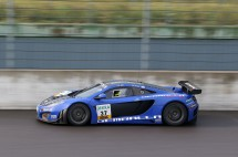 ADAC GT MASTERS 2012, 6. Rennen EuroSpeedway
