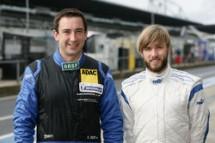 Nick Heidfeld und Sascha Bert